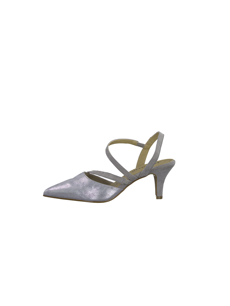 TAMARIS | Pumps | silber