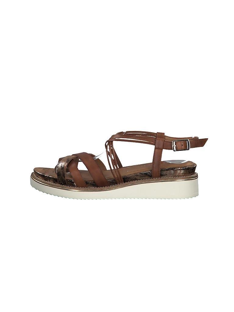 sandalen tamaris braun