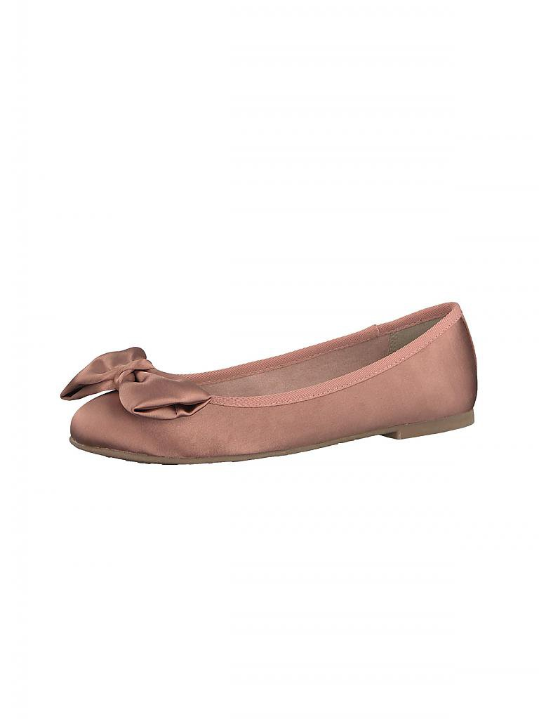 tamaris schuhe ballerina rosa 37. Black Bedroom Furniture Sets. Home Design Ideas