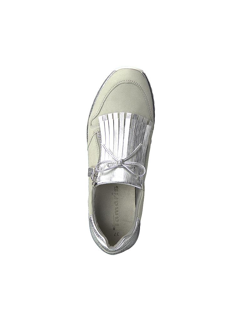 tamaris sneaker silber 36. Black Bedroom Furniture Sets. Home Design Ideas