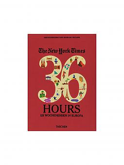 Taschen Verlag Buch The New York Times 36 Hours 125 Wochenenden