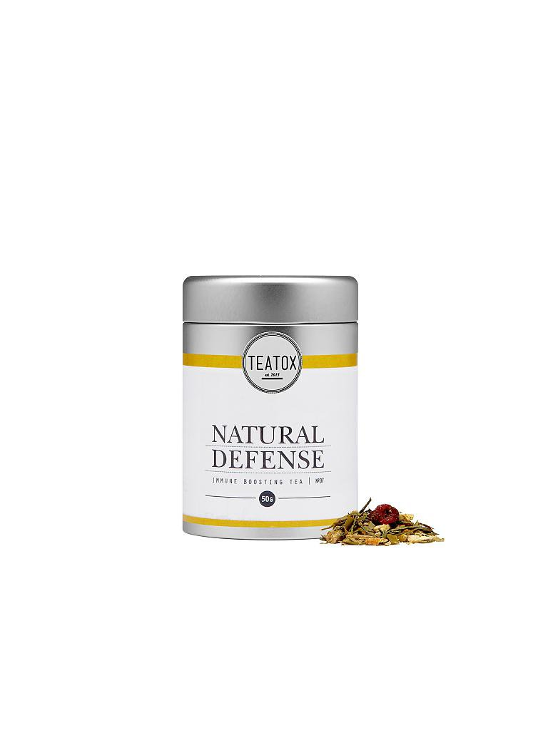 TEATOX | Teemischung - Natural Defense | gelb