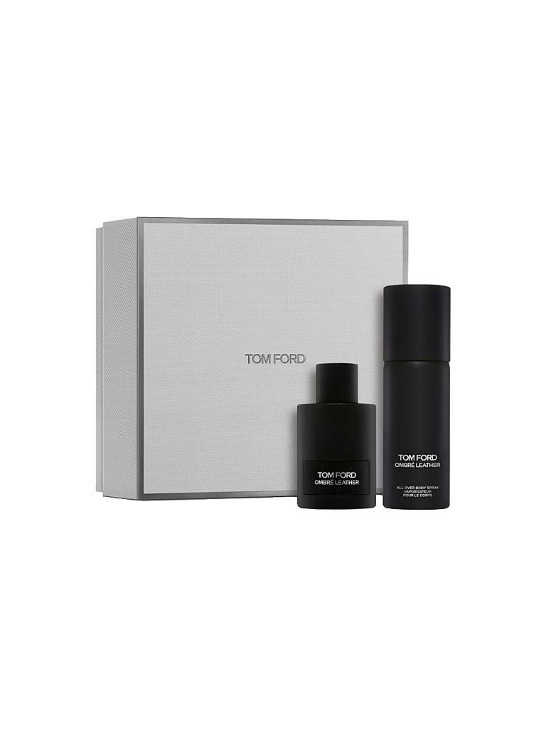 TOM FORD | Geschenkset - Ombre Leather Eau de Parfum 100ml / 100ml  | transparent