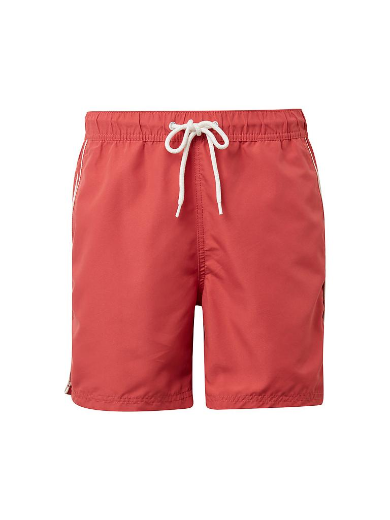 TOM TAILOR DENIM | Badehose - Beachshort | rot
