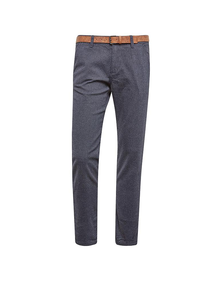 TOM TAILOR DENIM | Chino Straight-Fit | blau