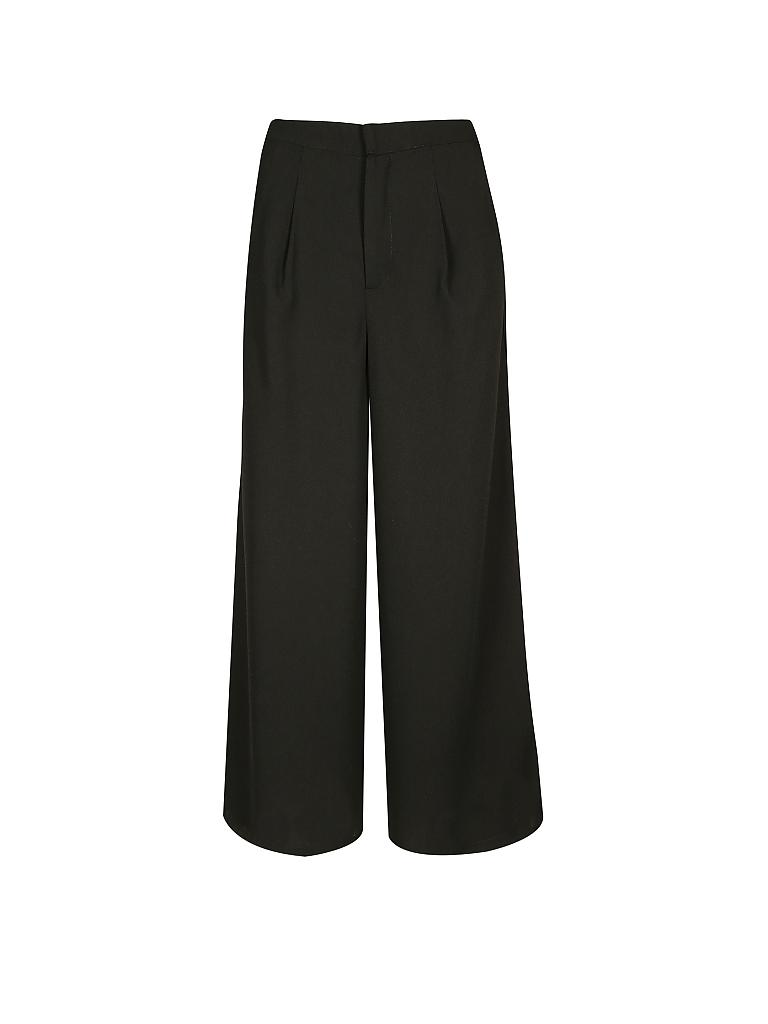 TOM TAILOR DENIM | Culotte-Hose | schwarz