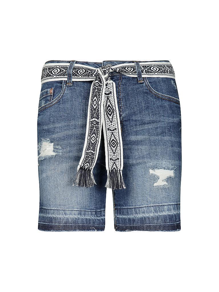 TOM TAILOR DENIM   Jeans-Short Tight-Fit