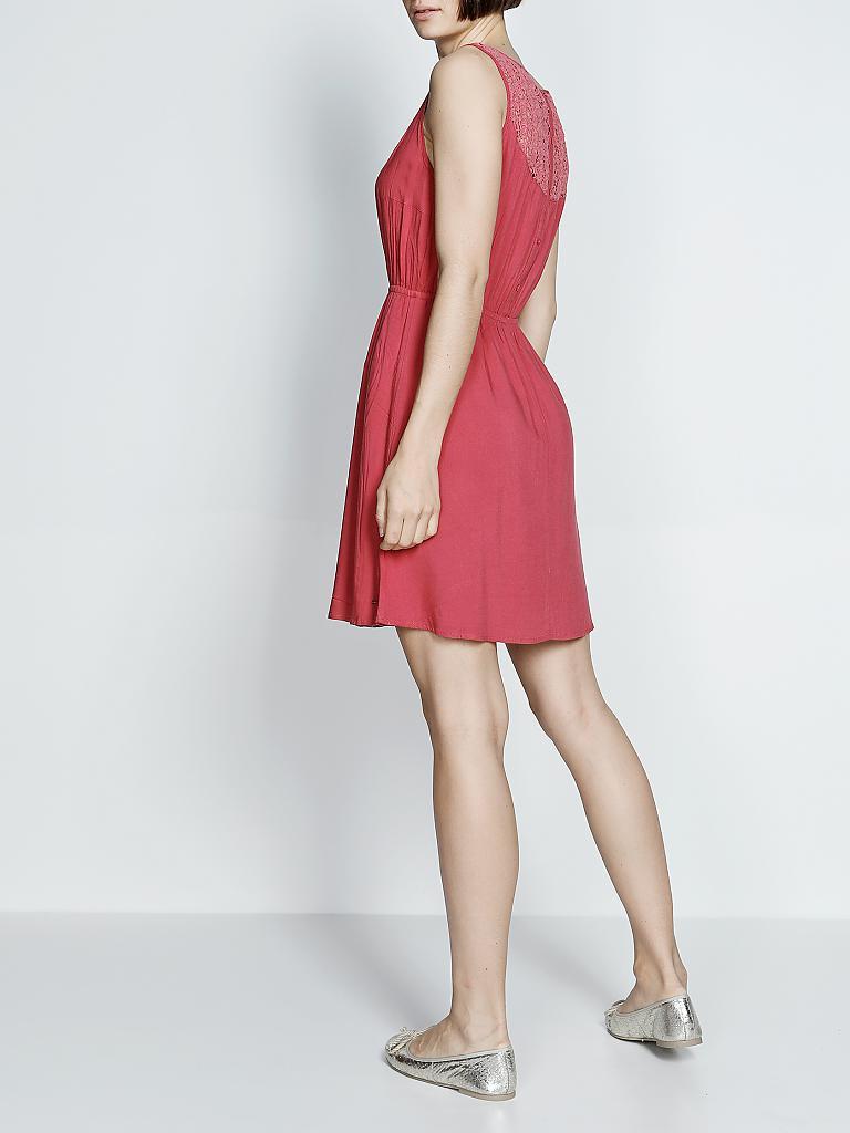tom tailor denim kleid rosa l. Black Bedroom Furniture Sets. Home Design Ideas