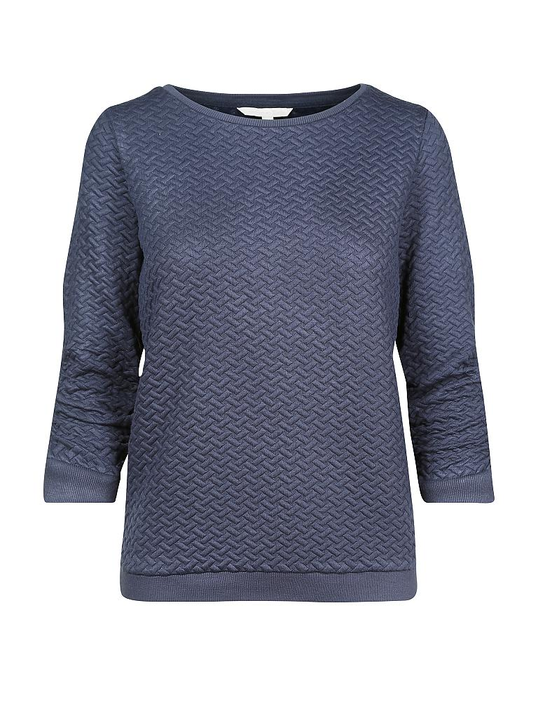 tom tailor denim pullover blau l. Black Bedroom Furniture Sets. Home Design Ideas