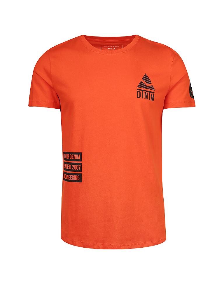 TOM TAILOR DENIM | T-Shirt  | orange