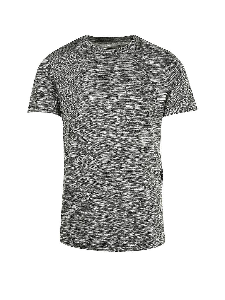 TOM TAILOR DENIM | T-Shirt | grau