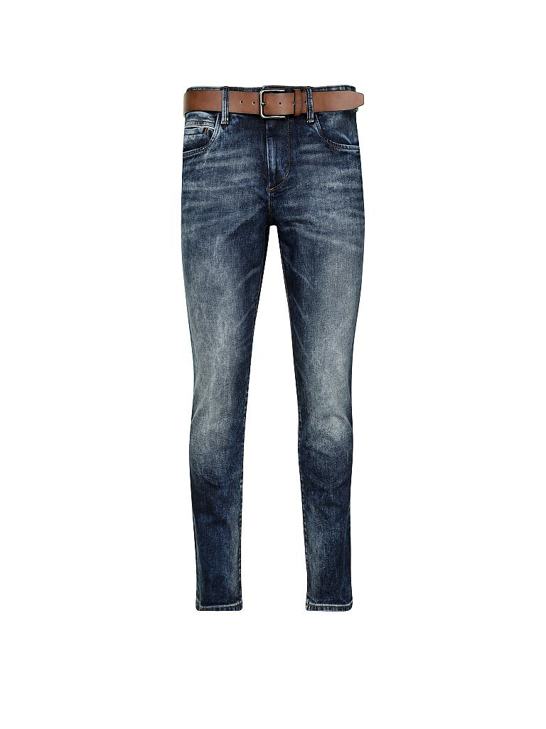 TOM TAILOR Jeans Regular-Slim-Fit Josh blau | W36/L34