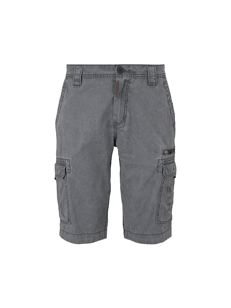 TOM TAILOR | Cargoshorts | blau