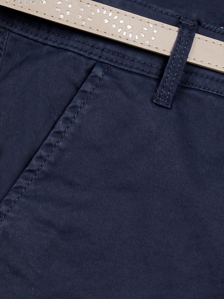 tom tailor chino slim fit blau 34 l32. Black Bedroom Furniture Sets. Home Design Ideas