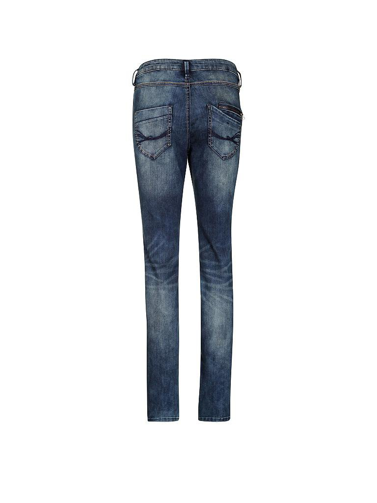 TOM TAILOR | Jeans Relaxed-Tapered-Fit | grau
