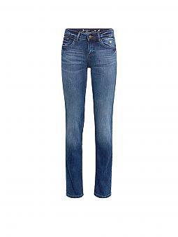 tom tailor jeans straight fit alexa blau 26 l30. Black Bedroom Furniture Sets. Home Design Ideas