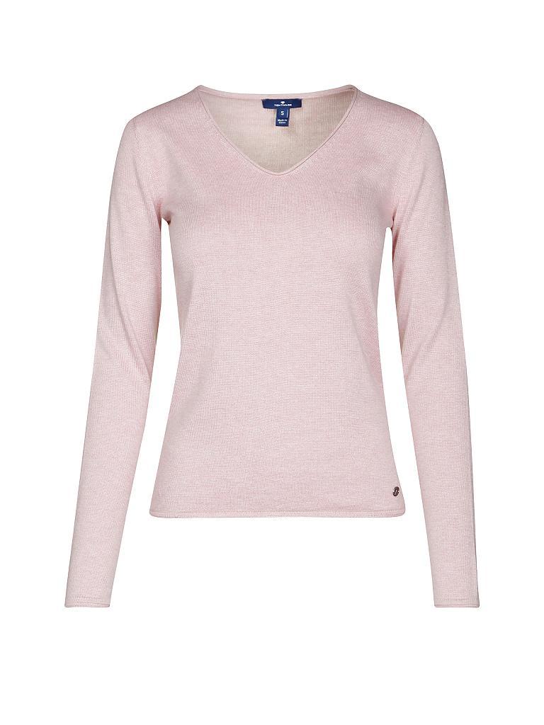 tom tailor pullover rosa xs. Black Bedroom Furniture Sets. Home Design Ideas