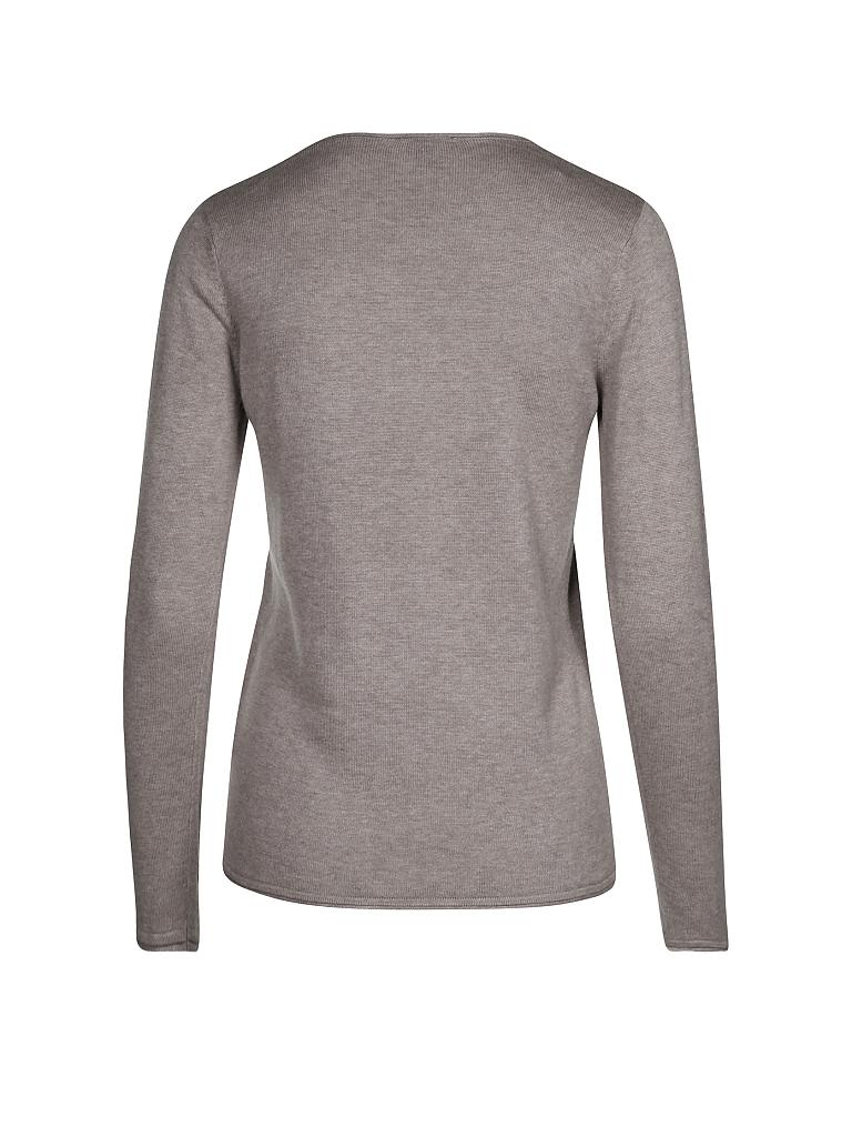 TOM TAILOR | Pullover  | grau