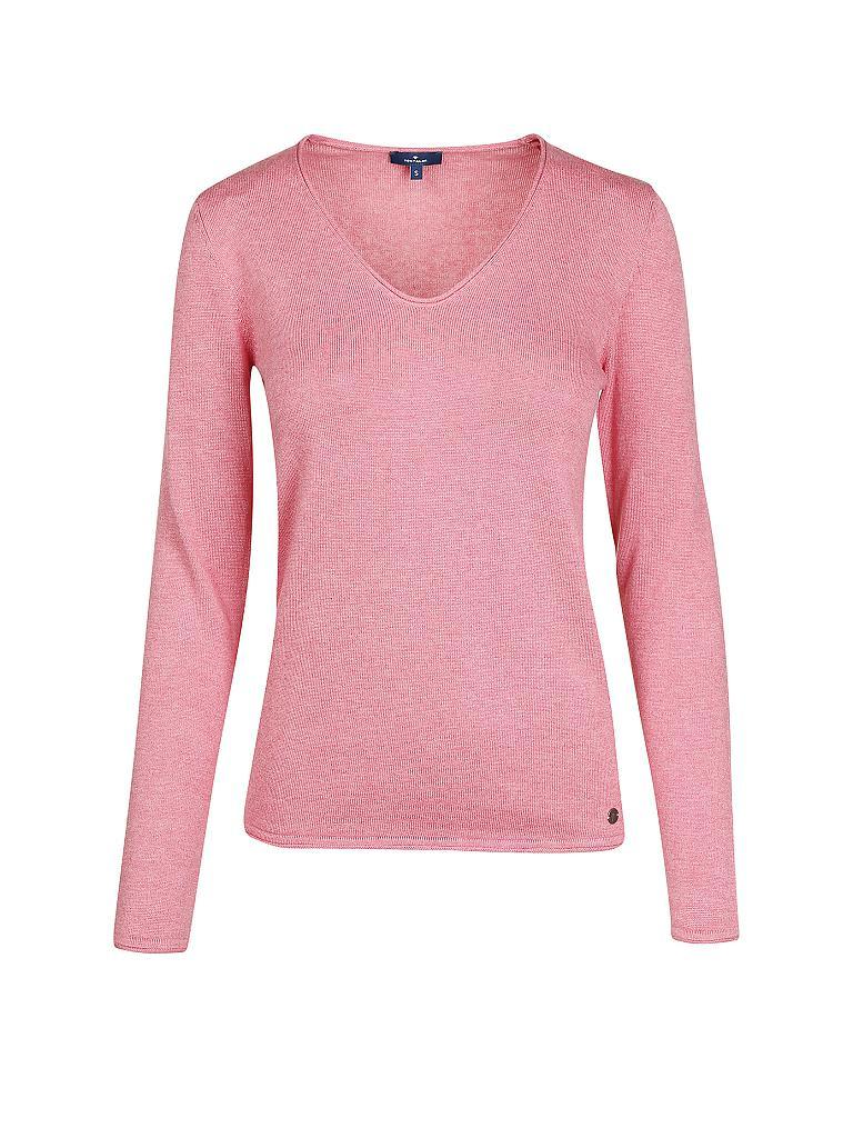 tom tailor pullover rosa l. Black Bedroom Furniture Sets. Home Design Ideas