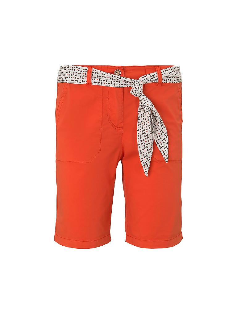 TOM TAILOR | Shorts | orange