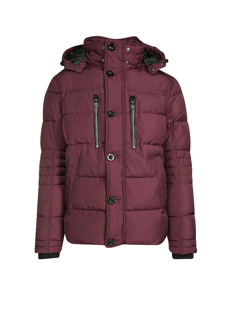 TOM TAILOR Steppjacke rot   L 83ee303fa9