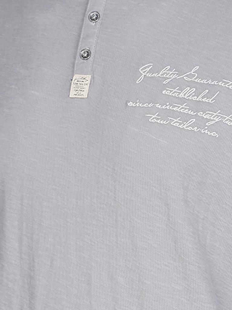TOM TAILOR | T-Shirt  | grau