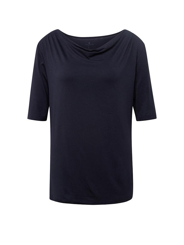 TOM TAILOR | T-Shirt | blau