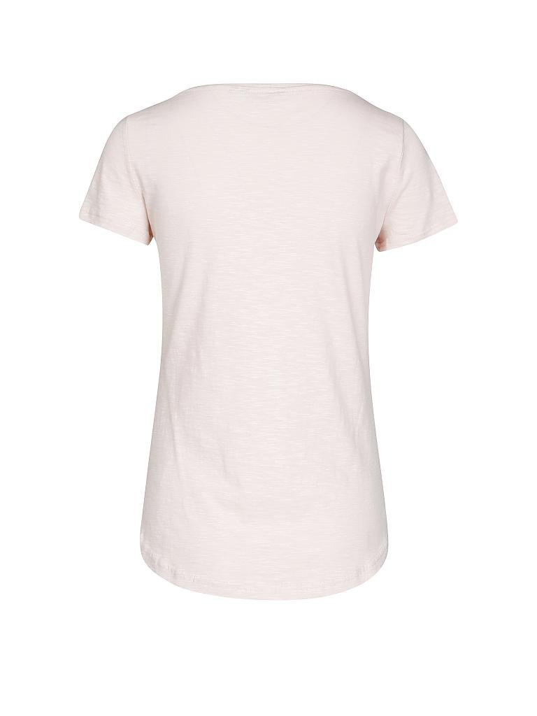TOM TAILOR | T-Shirt | rosa