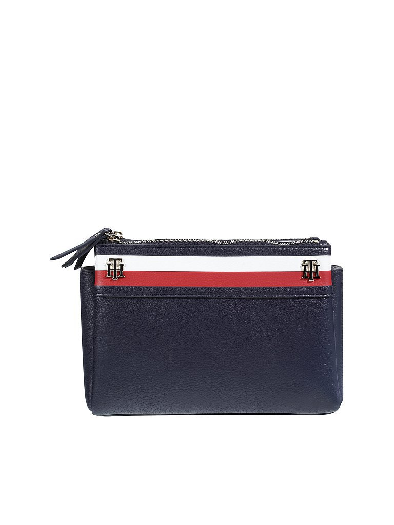 TOMMY HILFIGER Tasche - Crossbody Honey blau