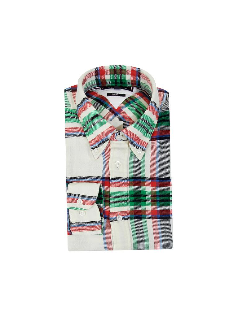 "TOMMY HILFIGER | Flannel-Hemd ""Relaxed-Fit"" 