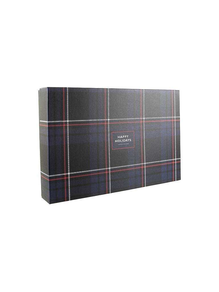 tommy hilfiger geschenkbox haube und schal schwarz. Black Bedroom Furniture Sets. Home Design Ideas