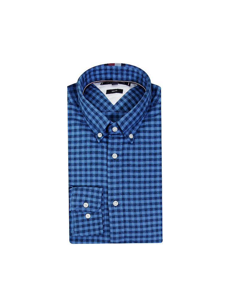 "TOMMY HILFIGER | Hemd Slim-Fit ""Gingham"" 