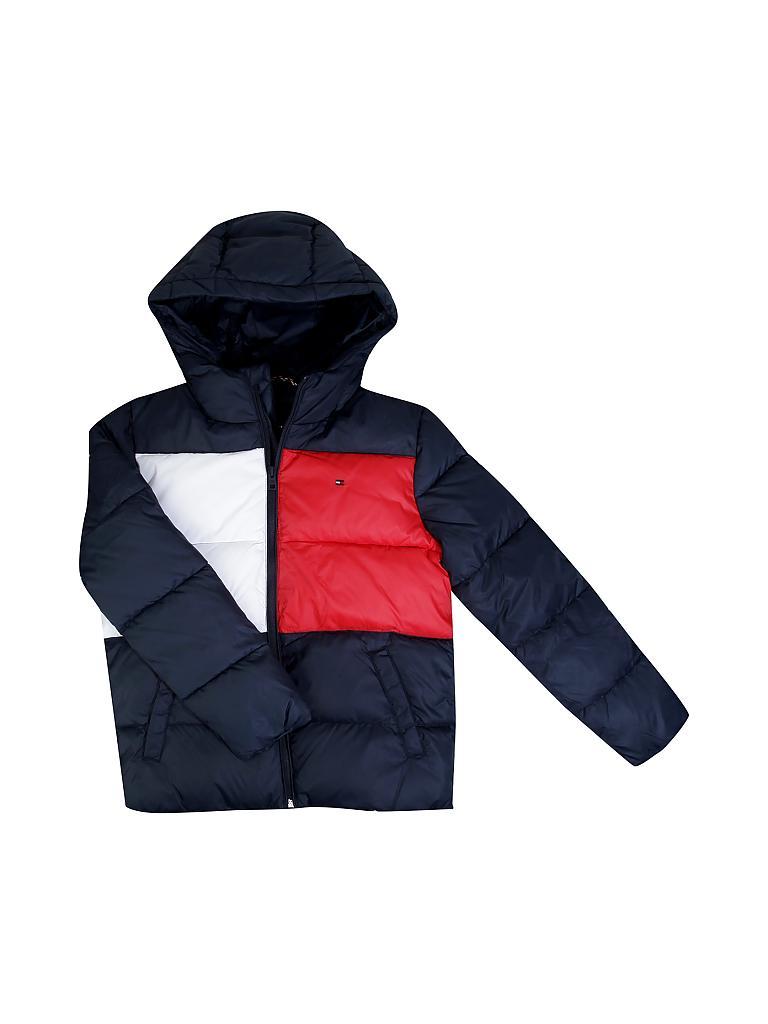 moda più desiderabile lusso comprare in vendita TOMMY HILFIGER Jungen-Steppjacke blau | 152