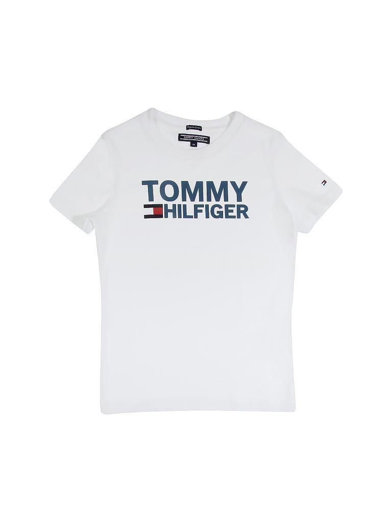 08dd7d79aa8cc7 TOMMY HILFIGER Kinder T-Shirt