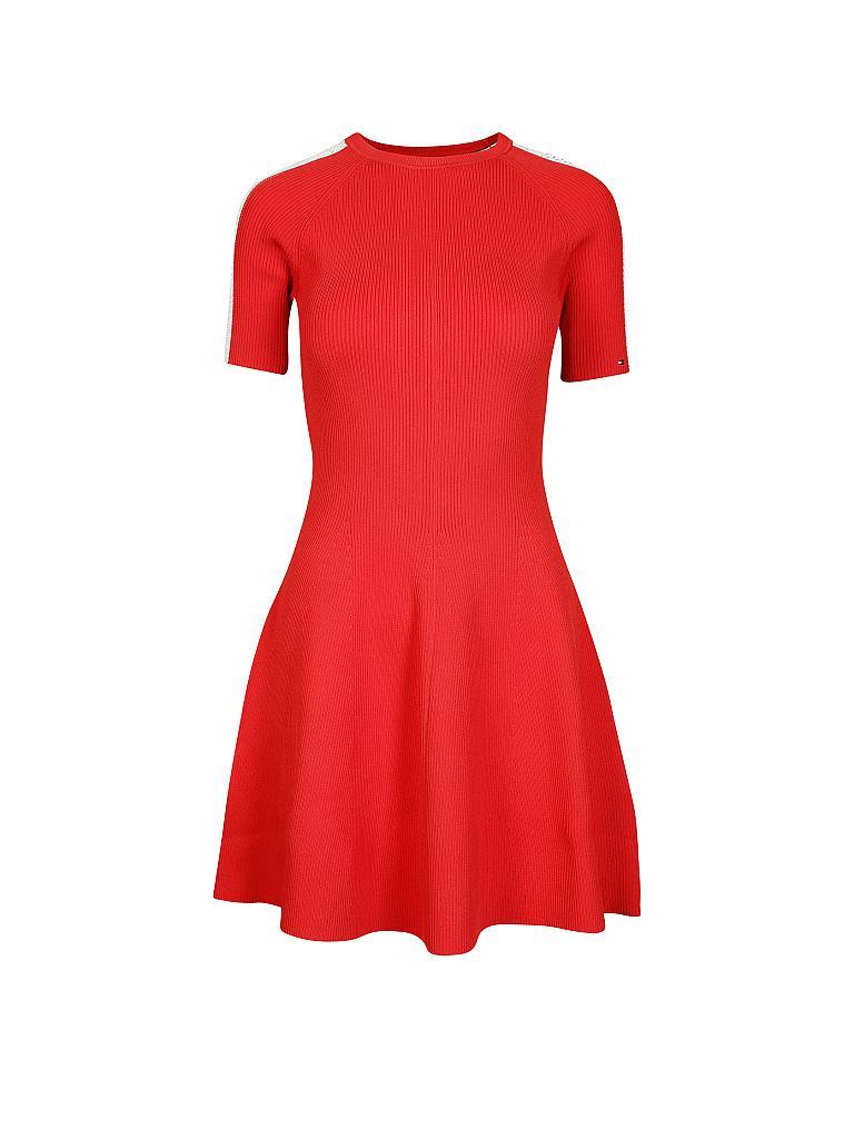 Rote kleider tommy hilfiger
