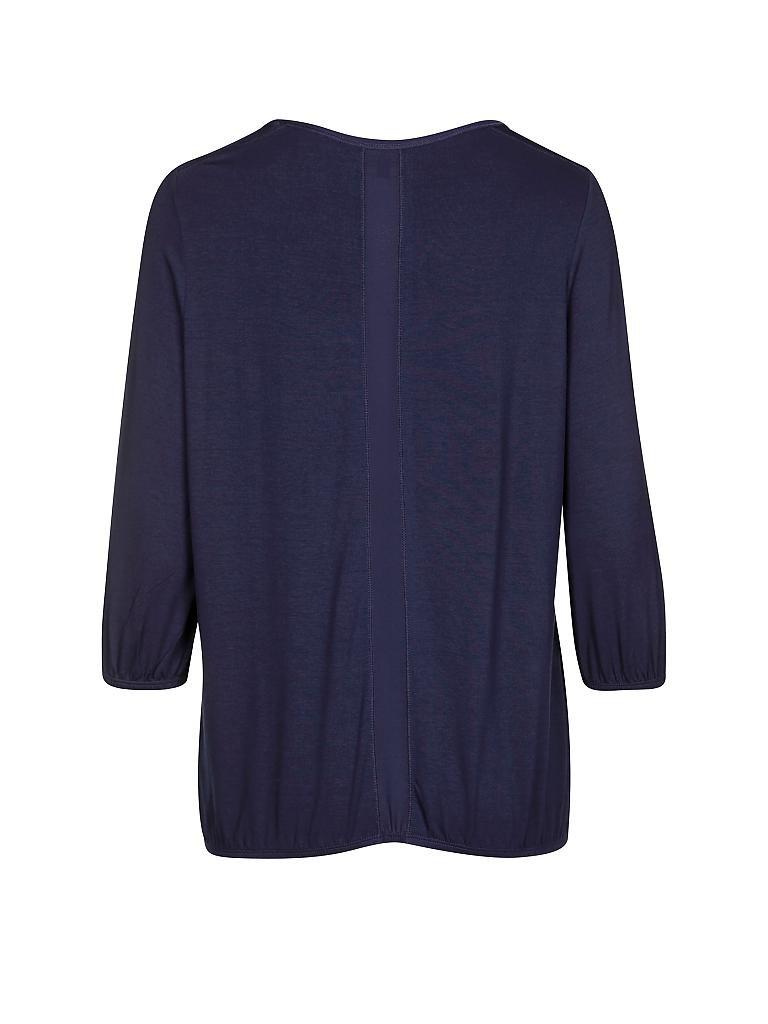tommy hilfiger langarmshirt ophelia blau xs. Black Bedroom Furniture Sets. Home Design Ideas