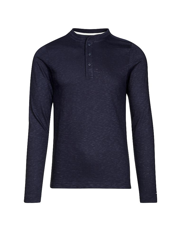 tommy hilfiger langarmshirt blau s. Black Bedroom Furniture Sets. Home Design Ideas