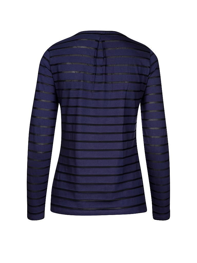 tommy hilfiger langarmshirt blau xs. Black Bedroom Furniture Sets. Home Design Ideas