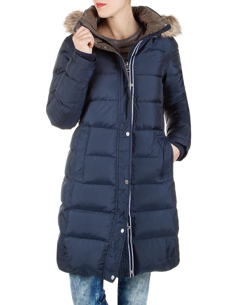 Mantel hilfiger blau