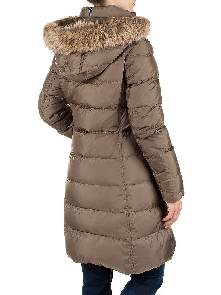 tommy hilfiger mantel damen winter trendige trendst cke. Black Bedroom Furniture Sets. Home Design Ideas