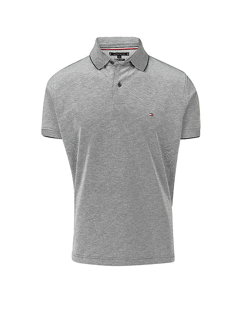 TOMMY HILFIGER | Poloshirt Regular Fit | blau