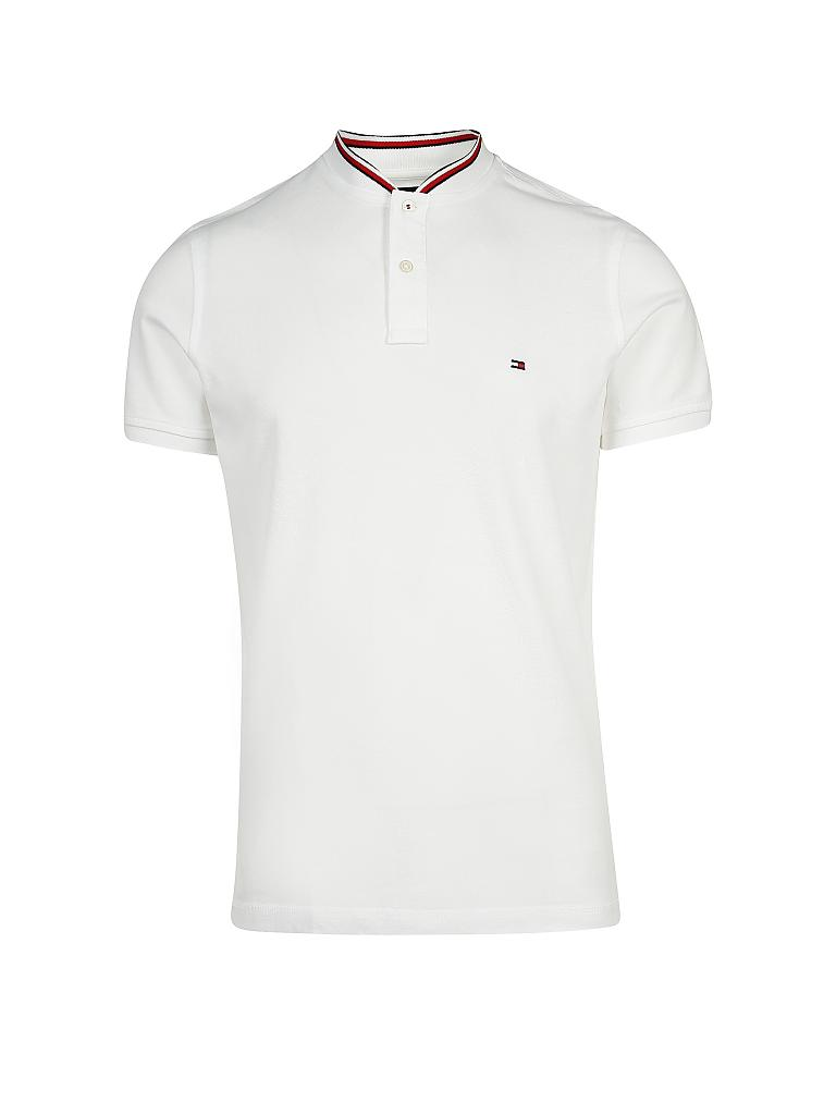 "TOMMY HILFIGER | Poloshirt Slim-Fit ""Collar"" 