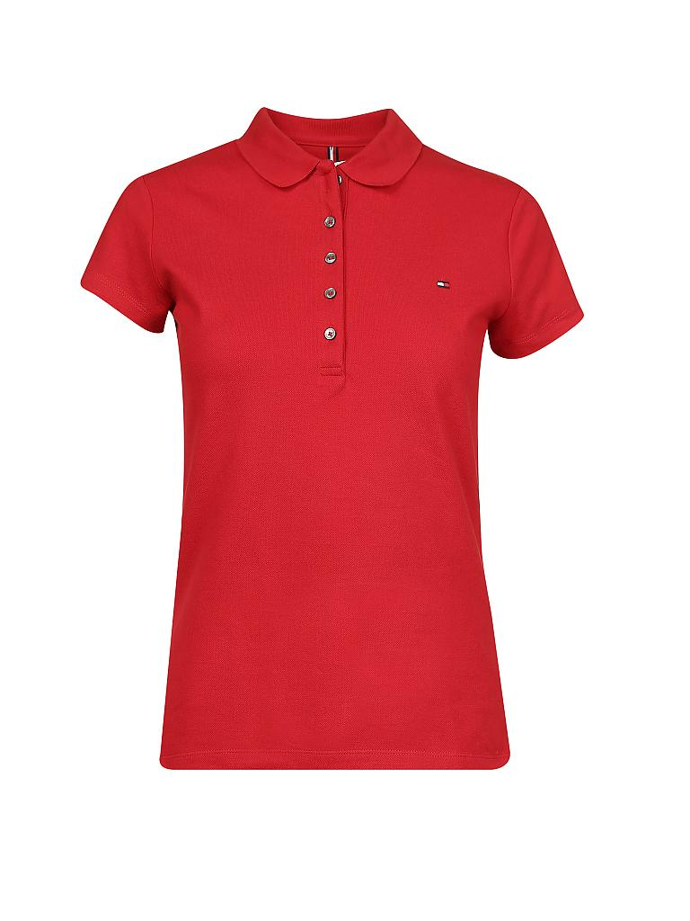 "TOMMY HILFIGER | Poloshirt Slim-Fit ""New Chiara"" 