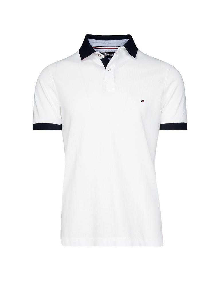6ccce8e9080f TOMMY HILFIGER Poloshirt Slim-Fit
