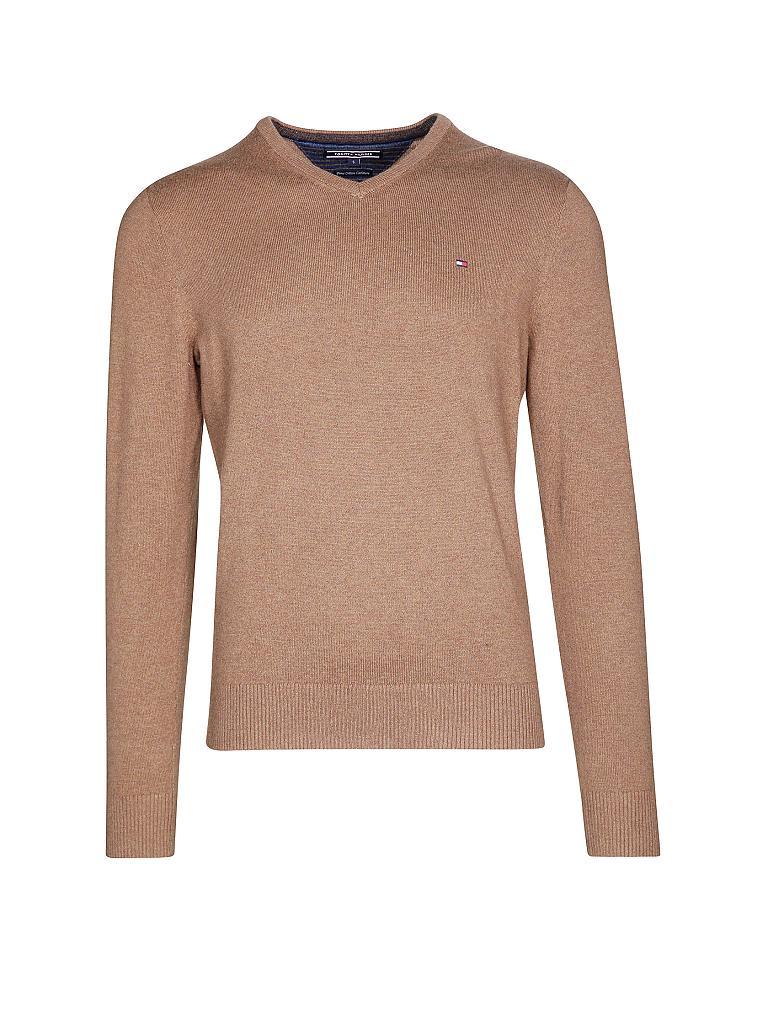 tommy hilfiger pullover regular fit cotton cashmere. Black Bedroom Furniture Sets. Home Design Ideas