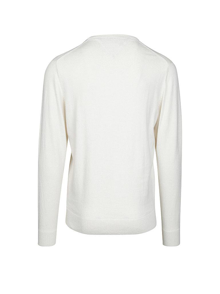 tommy hilfiger pullover regular fit pima cotton cashmere wei xl. Black Bedroom Furniture Sets. Home Design Ideas