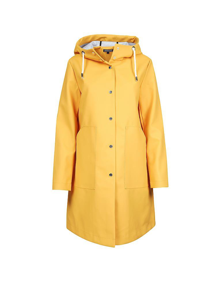 frische Stile gemütlich frisch angenehmes Gefühl Regenmantel