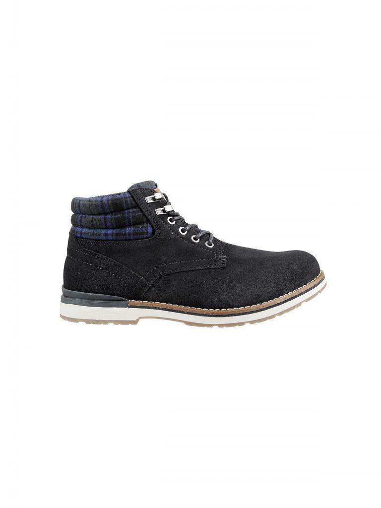 tommy hilfiger schuhe boots rover blau 40. Black Bedroom Furniture Sets. Home Design Ideas