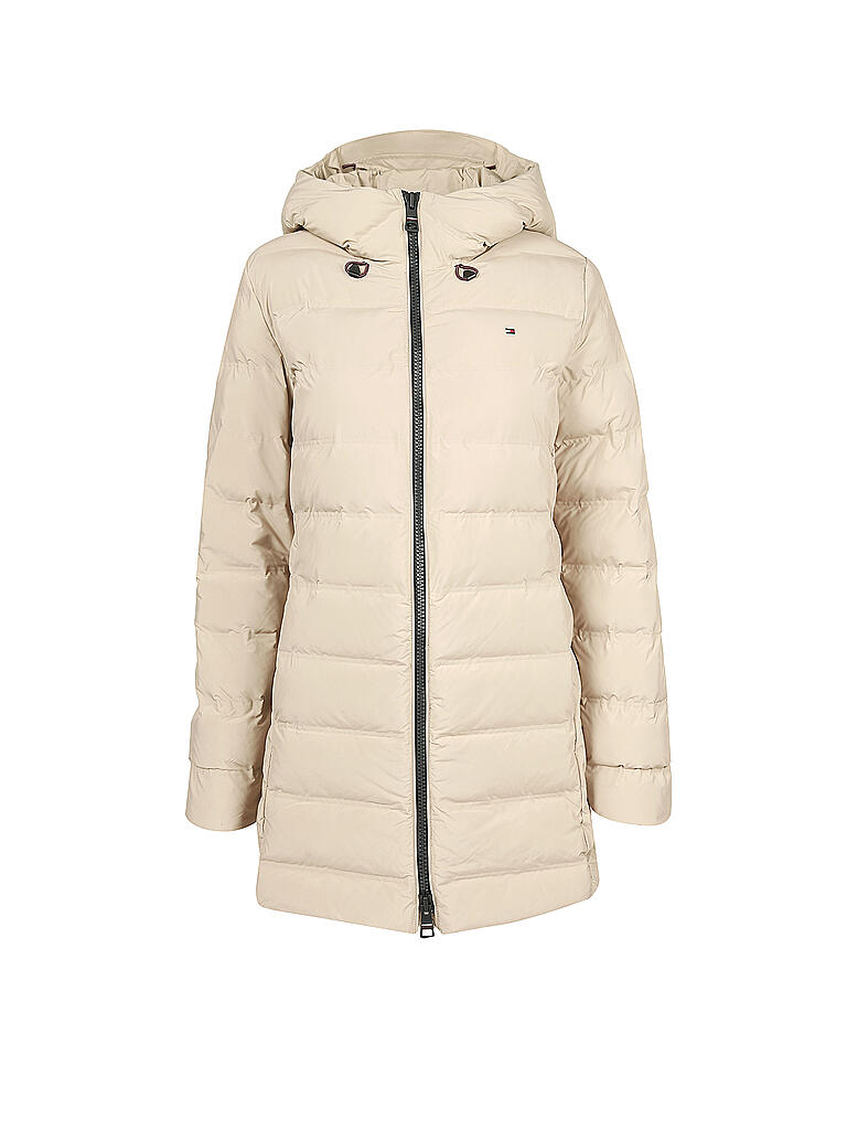 TOMMY HILFIGER | Steppmantel TH Essential Sorona | beige