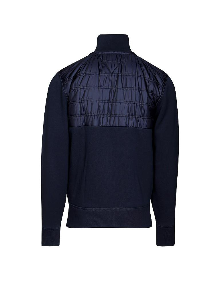 TOMMY HILFIGER | Sweat-Weste  | blau